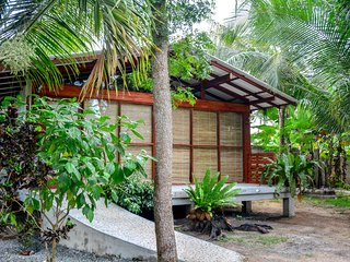 Neem Hikkaduwa-The Calmness of a green garden near sea