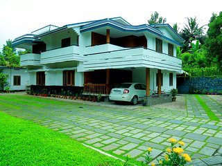 Zarahs Homestay- A truly countryside home stay in central Kerala.
