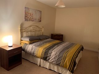 Double room in Falkirk, Scotland