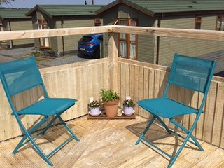 Luxury Static Caravan in the Heart of Cornwall