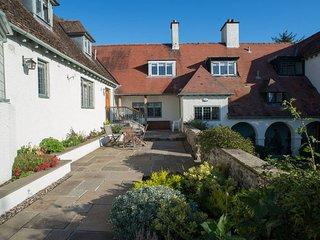 Baillie Scott Cottage, near St Andrews, Fife