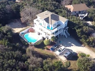 Steps to ocean, Private Pool, Pirate Ship, Gym/Golf/Tennis