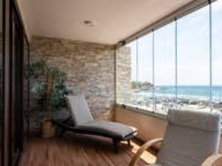 Pacific Avenue- 1BR W/ Wifi, Parking & Ocean View, vacation rental in Maitencillo