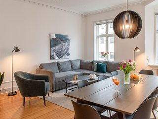 Spacious 3-bedroom apartment in the heart of rhus