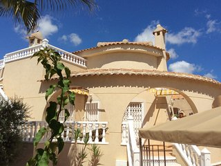 Costa Blanca 3 bedroom villa