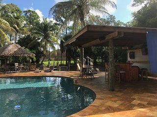 Seasonal In Law Apartment near Wellington in Loxahatchee with pool