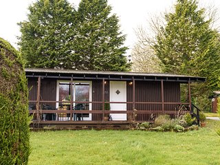 Bluebell Lodge set in a Beautiful 24 acre Woodland Holiday Park
