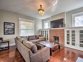 NEW! 1911 Home w/ Modern Comforts in Popular Area!