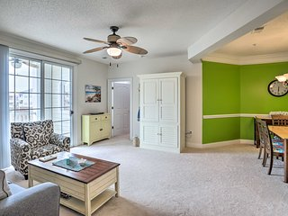NEW! Condo in Barefoot Resort w/ Pool+Golf Course!