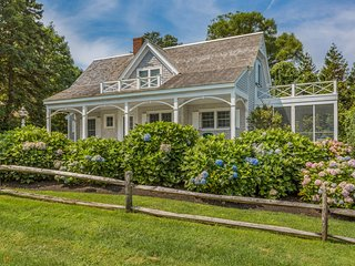 Private and Pristine in Chatham, Ocean and Harbor Views: 028-C