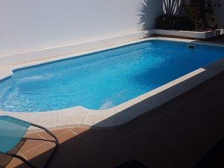 Apartamento con piscina en las Negras