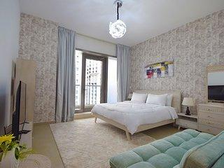 Studio Apartment | Great Amenities| Sparkle Tower