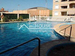 4883 - Apartamento Playa Bonita