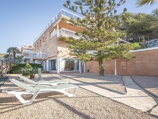 TH29 Duplex apartment on the beach La Mora