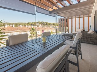 TH46 Apartment Mirador Cala Romana Tarragona 200m to the beach