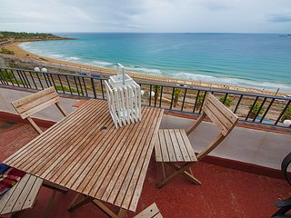 TH79 Seafront apartment in Tarragona 100m to the beach