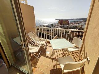 Apartamento en Poris de Abona con vistas al mar
