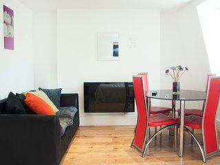 Capital Host Baker street / Regent's Park apartment, studio