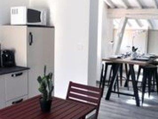 9 - Appartement pour 4 avec parking vue sur la montagne de collioure