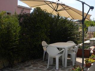 Appartamento 6 posti letto con giardino