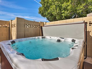 Tempe Home w/ Pool, 3 Miles to ASU Campus!