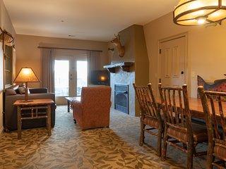 Wilderness Club at Big Cedar, 2 Bedroom Combined