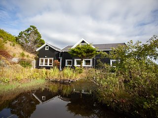 Red Robin - 4 bedroom house next to Svartifoss Waterfall