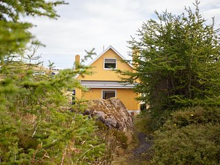 Red Robin - 2 bedroom house next to Svartifoss Waterfall