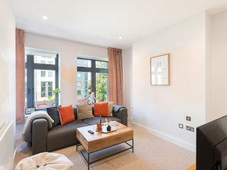 Amazing 1 Bed Apt, Sleeps 2 nr Islington