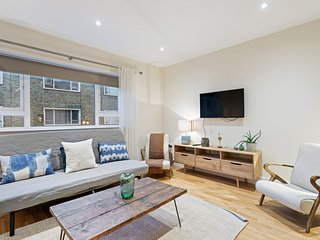 Designer South Ken 3bed/2.5bath apt, 2mins to tube
