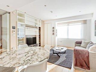 Elegant 2 Bed, 2 Bath apt sleeps 6 in Marylebone.