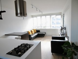 Modern 1 Bed Apt w/Balcony in Angel, 9mins to tube