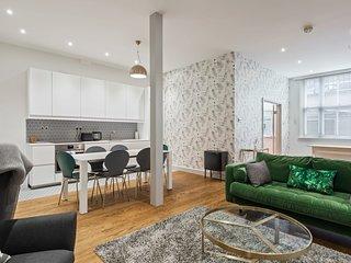 Stunning 1 Bed Apt, Sleeps 2 nr Marylebone
