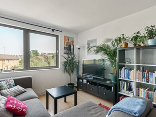 Lovely 1 Bed Apt, Sleeps 2 nr Deptford Bridge