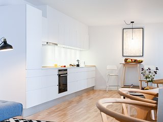Beautiful 2-bedroom apartment in the heart of Copenhagen