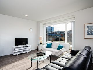 Beautiful 2 BR Condo at Main in Seattle