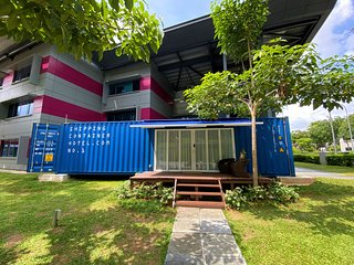 Shipping Container Hotel Block 77 Ayer Rajah Crescent