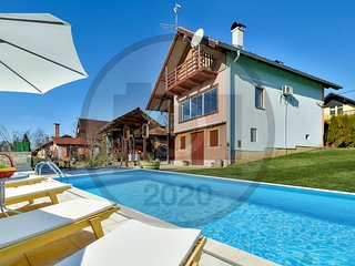 Beautiful home in Selnica w/ Outdoor swimming pool and 2 Bedrooms (CCC158)