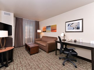 Free Breakfast + Indoor Pool + Hot Tub | Suite with Accessible Tub