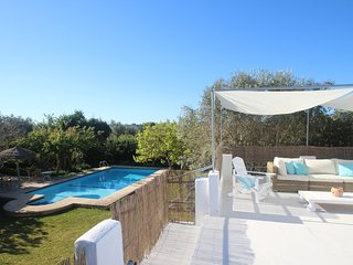 141167 Sunny Villa & Pool 4km to Beach, Pollensa