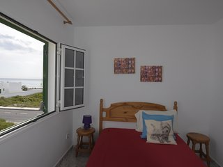 Mar y Sol Apartment 7 terrace with sea views, close to the sea
