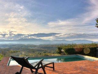 Casa Petrucci, peace and relax in the heart of Chianti Fiorentino, Tuscany.