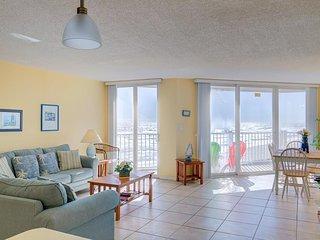 St. Regis 1406 Oceanfront!    Indoor Pool, Outdoor Pool, Hot Tub, Tennis Courts,