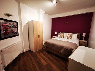 Capital Host Superior Euston Apartment