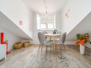 Nomad's Lisbon Castello Flats 2nd Floor
