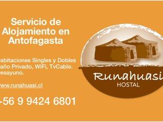 Hostal Runahuasi - Antofagasta