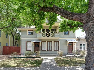 Cozy Downtown Historic House - Casa Verde