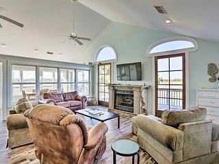 Waterfront Crawfordville Home on Live Oak Island!