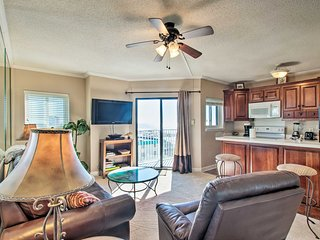 Updated Beachfront Gulf Shores Condo w/Pool Access