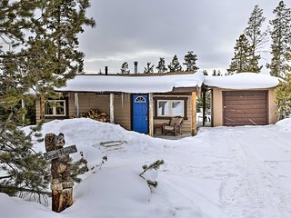 NEW! Grand Lake Cabin ~6 Mi to Rocky Mtn Natl Park